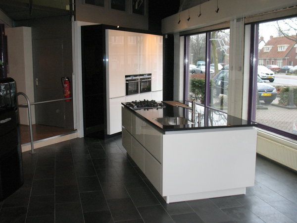 Witte Keuken Spoelbak : Spoelbak Keuken Wit : Nieuwe keuken CHT ...